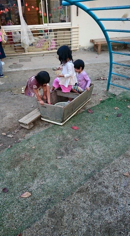 保育園 園庭開放1